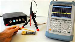 传统金属近场探棒PK新型的微光子主动近场探棒,孰优孰劣?