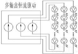 新型多路LED驱动电源关键技术研究