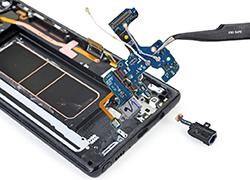 三星Note 8拆解,模块化+分离式设计成趋势?