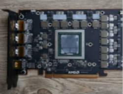 AMD RX Vgea 64暴力拆解,这样设计会影响散热吗?