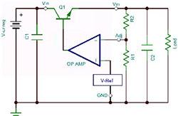 线性稳压器的工作原理及应用