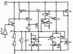 线性稳压器的短路保护电路设计