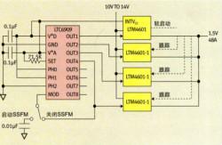 开关稳压器的EMI解决方案