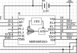 低功耗智能传感器的设计