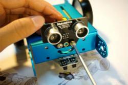 超声波传感器在机器人自动导航的应用