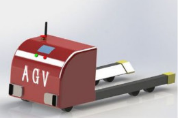 超声波传感器在AGV运输机器人中核心技术应用