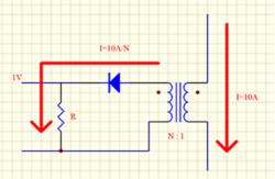 【两公式搞定】实际带你计算一个电流互感器!