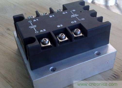 固态继电器的表现性能和散热选择