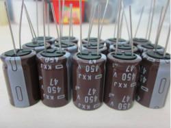 黑金刚导电聚合物混合铝电解电容器选型,适用于低压直流系统