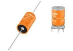 TDK推出全球首个轴向引线式聚合物混合铝电解电容器