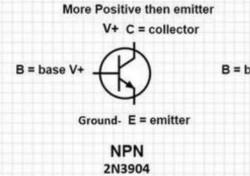 一分鍾帶你了解NPN和PNP三極管的區別