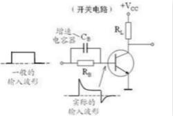 三極管的開關速度與加速電容分析