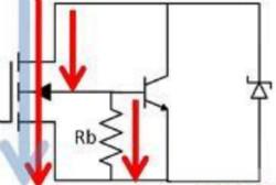 鋰電池短路保護:功率MOSFET及驅動電路的選擇與設計