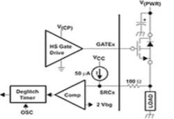 功率MOSFET驅動器提供了車載照明保護與控制