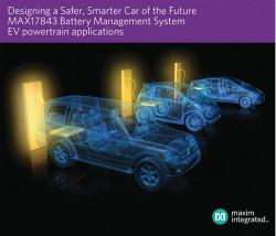 Maxim推出最新高級電池管理系統