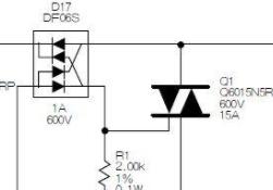 这款固态继电器,具有过零开关功能?