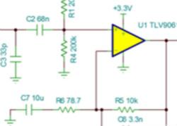 如何采用業界最小的運算放大器來設計麥克風電路?