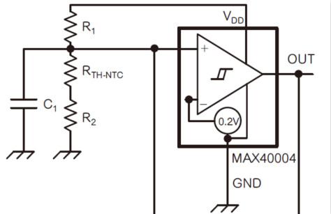 微小尺寸、超低功耗比较器是电池监测和管理的理想选择