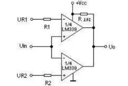 简述几种电压比较器电路