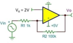 比较器的振荡来自何处?