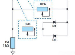 用数字电位器构建可编程振荡器的简单方法
