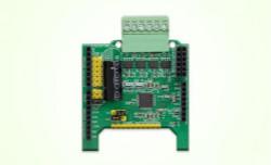 Trinamic推出一种新的大电流步进电机驱动/控制芯片TMC5160的评估板