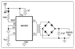 隔离电源有新招:H桥变压器驱动器电路设计