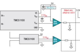 霍爾電流傳感器在電信整流器和服務器電源中的應用