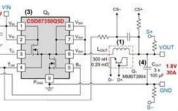 降压稳压器的效率及尺寸权衡