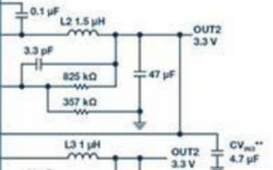 三通道降压稳压器配合升压型控制器以满足宽VIN范围汽车应用的严苛要求