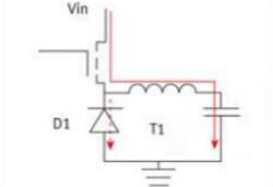 应用在电源管理中的肖特基二极管