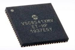 Microchip推出用于航空航天和军事地面的以太网PHY收发器