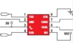 确保EMC高性能:利用无扼流圈收发器简化CAN总线