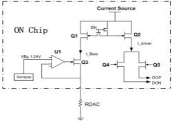 以太网信号质量问题之收发器驱动偏置电阻的处理