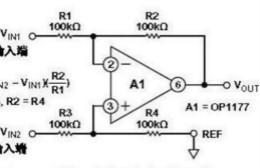 一文看懂仪表放大器与运算放大器的区别