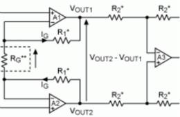 利用零漂移IA应对传感器测量的设计挑战