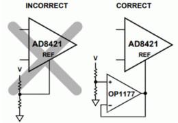 仪表放大器的特性与工作电压配置方法