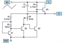 ADALM2000實驗:調節基準電壓源
