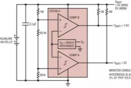 如何選擇合適的基準電壓源?(二)