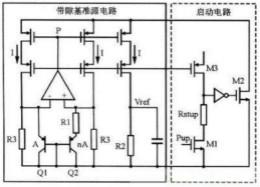 低電壓供電時的帶隙基準電壓源電路的設計