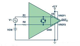 宽动态范围的高端电流检测:三种解决方案