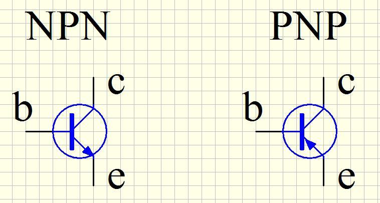 npn与pnp的区别