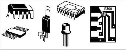 常用电子元件的图解和作用