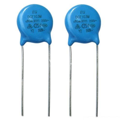 电容辨别方法