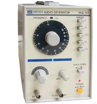 正弦信号发生器原理