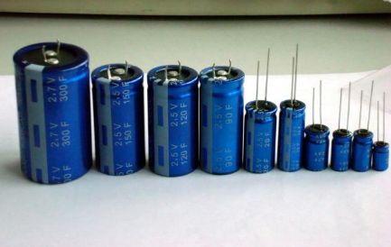 超级电容比普通电容的优势在哪里?