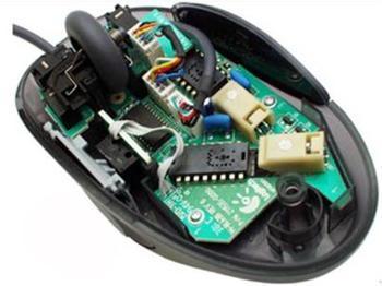 光电鼠标原理