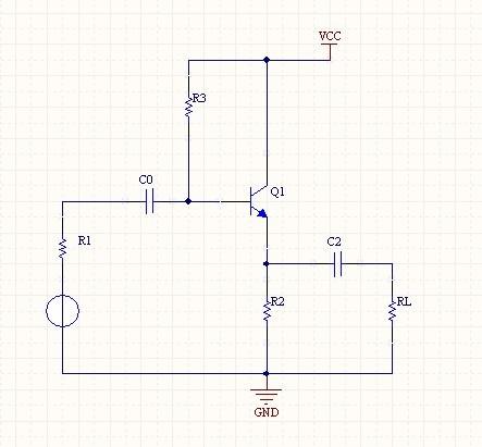 如何判定三极管放大电路的三种组态(共射极,共集电极,共基极 .
