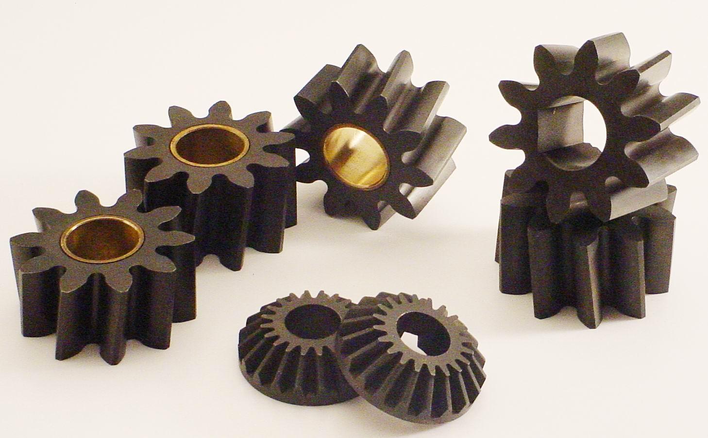 粉末冶金齿轮_粉末冶金齿轮是什么?-基础知识-电子元件技术网电子百科