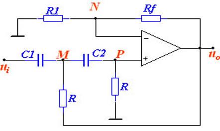 高通滤波电路-基础知识-电子元件技术网电子百科